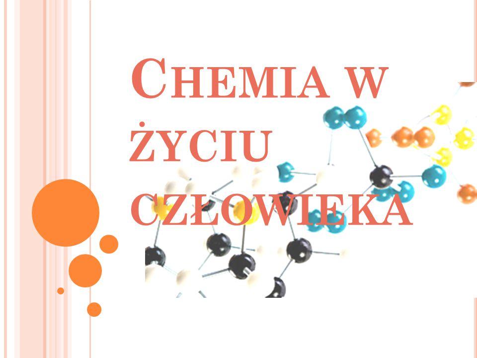 C HEMIA – ZASTOSOWANIA OGÓLNE Chemia zajmuje się oprócz badaniem substancji występujących na Ziemi i we Wszechświecie również wykorzystywaniem produktów pochodzenia naturalnego i otrzymywaniem substancji syntetycznych.