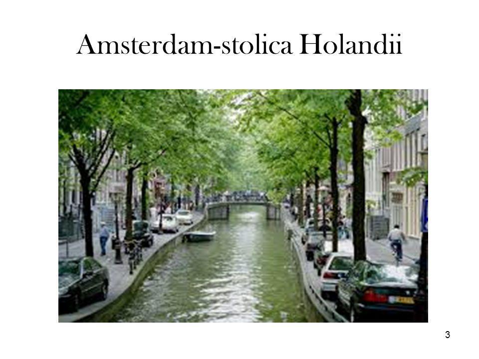 3 Amsterdam-stolica Holandii