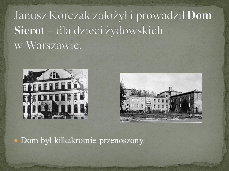 W czasie wojny nosił polski mundur i nie zgadzał się, aby odznaczać Żydów Niebieską lub Żółtą Gwiazdą Dawida.