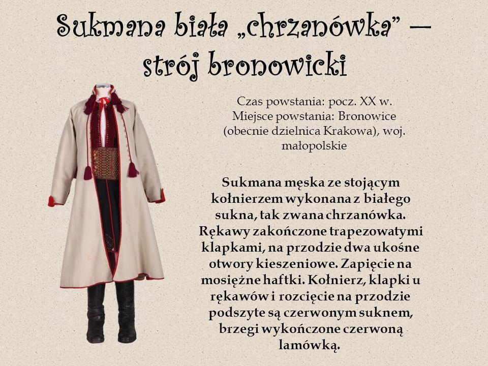 """Maszkara """"Dziad ś migustny Czas powstania: 1938 Miejsce powstania: Dobroniów, gromada Janowice, gm."""