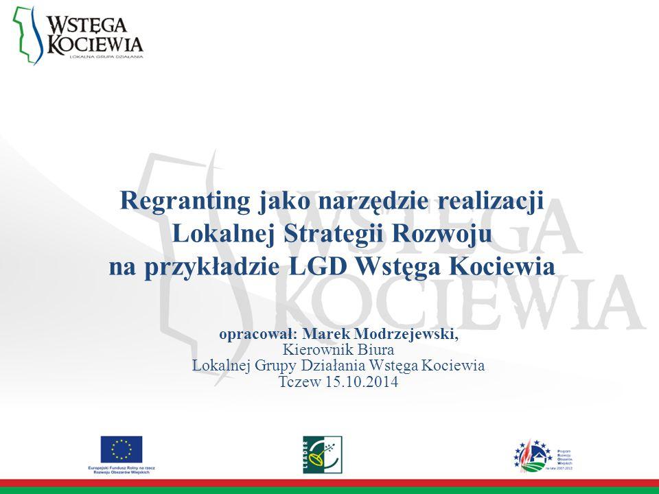 Środki finansowe na realizację LSR pochodzą z Programu Rozwoju Obszarów Wiejskich (II filar Europejskiego Funduszu Rolnego; budżet państwa) Środki finansowe są przekazywane za pośrednictwem samorządu Wojewódzkiego i Agencji Restrukturyzacji i Modernizacji Rolnictwa
