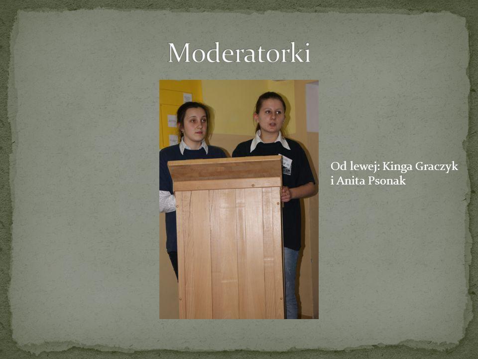 Od lewej: Kinga Graczyk i Anita Psonak