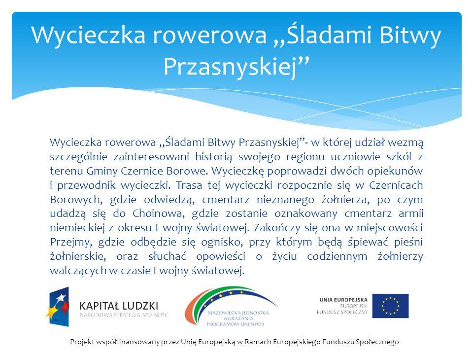  odbędzie się ona na terenie parku rodzinny Chełchowskich w Chojnowie.