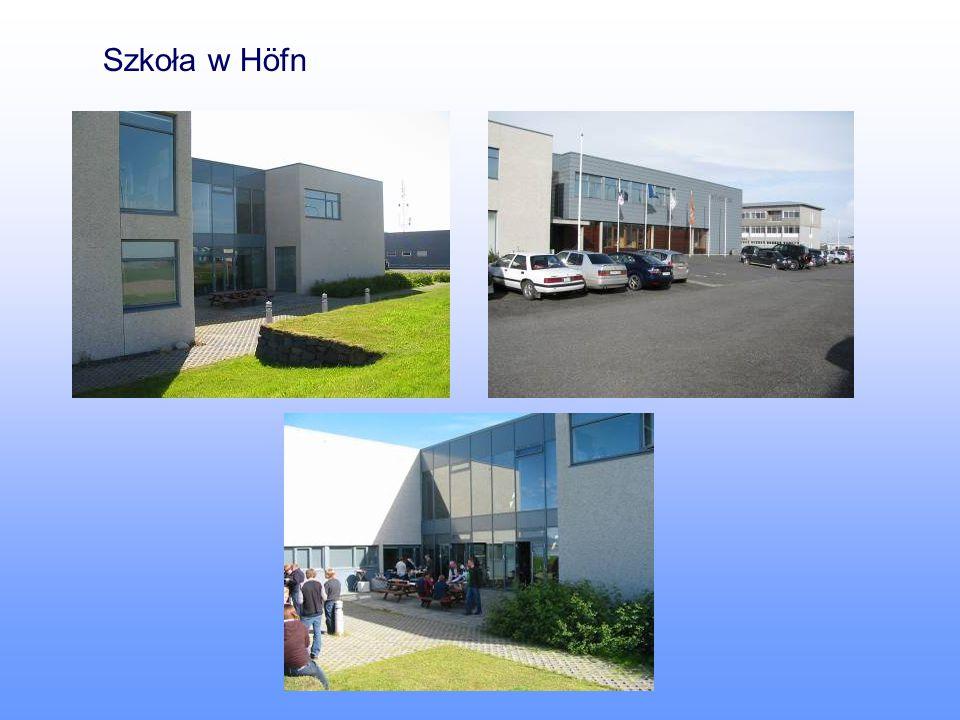 Szkoła w Höfn