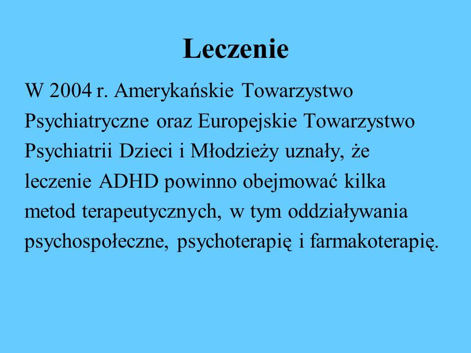 Leczenie W 2004 r.