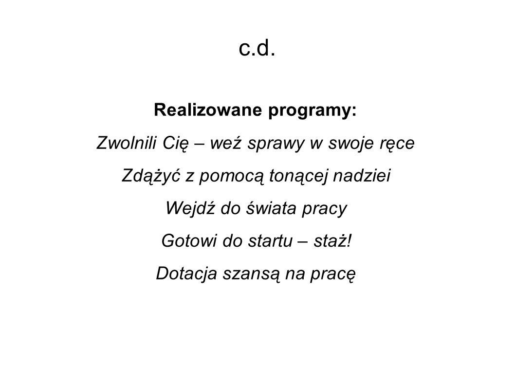 c.d.Rok 2011 r.