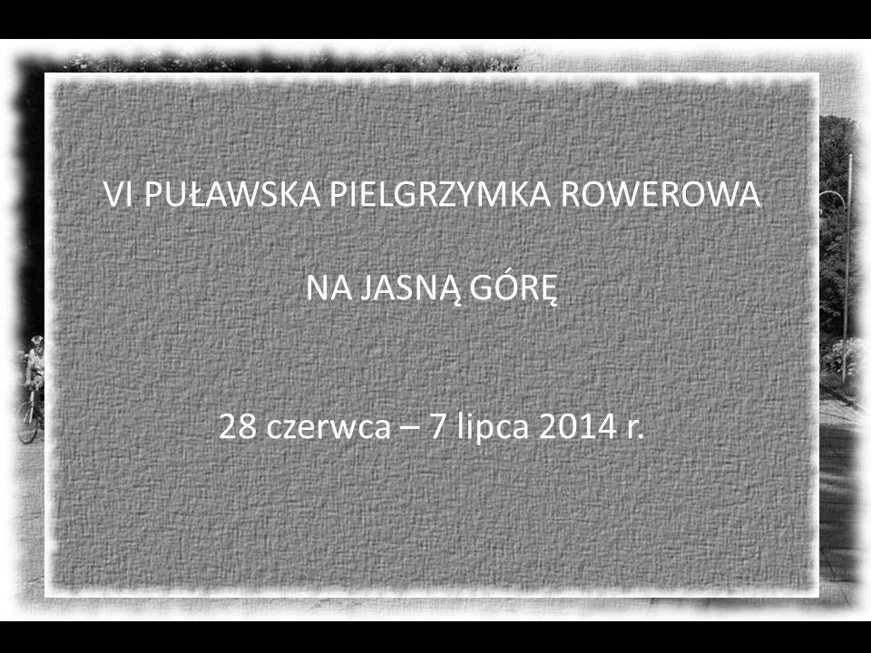 Dzień V Licheń – Kalisz 72 km