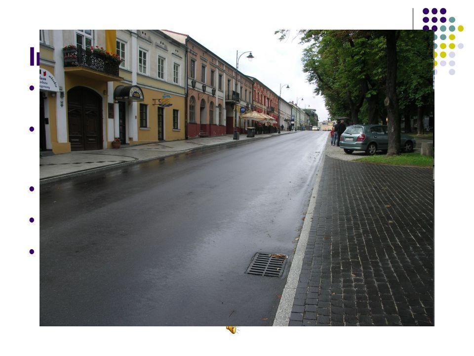 Inwestycje drogowe po 1990 r. Remont III Alei rozpoczął się wiosną 2007 r. zakończył się jesienią tego samego roku miasto wydało na ta inwestycje ok.1