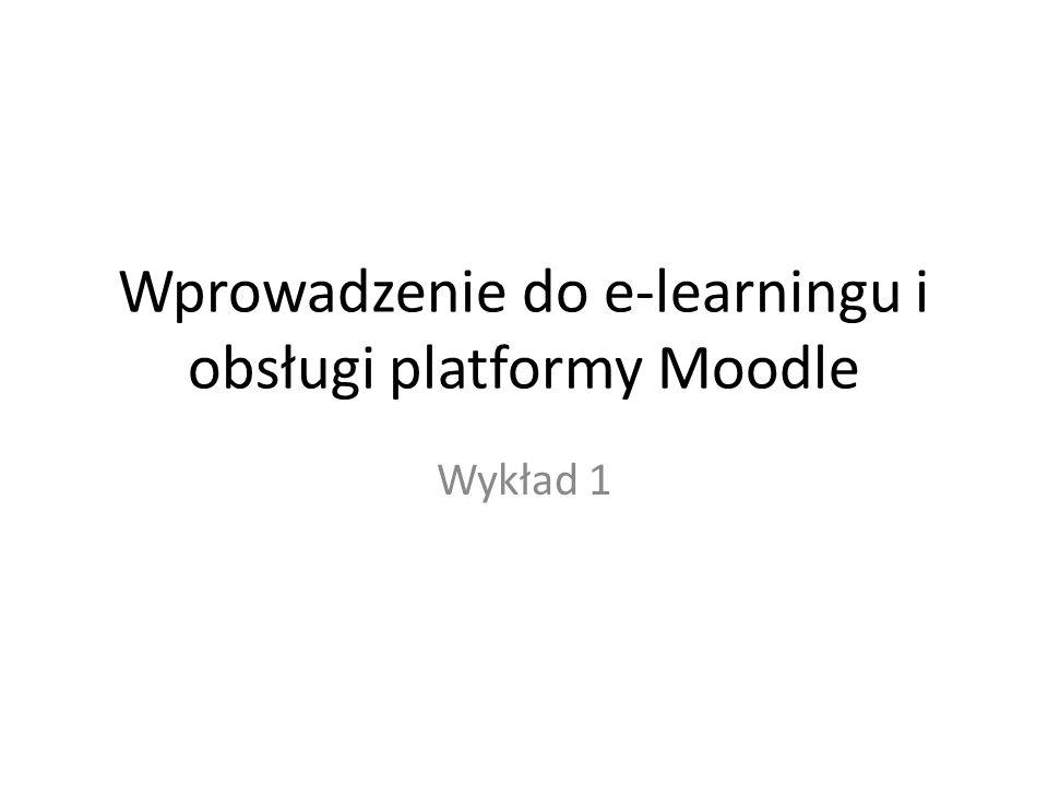 Czym jest e-learning.
