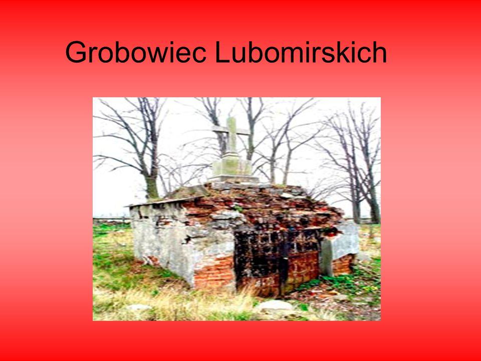 Grobowiec Lubomirskich