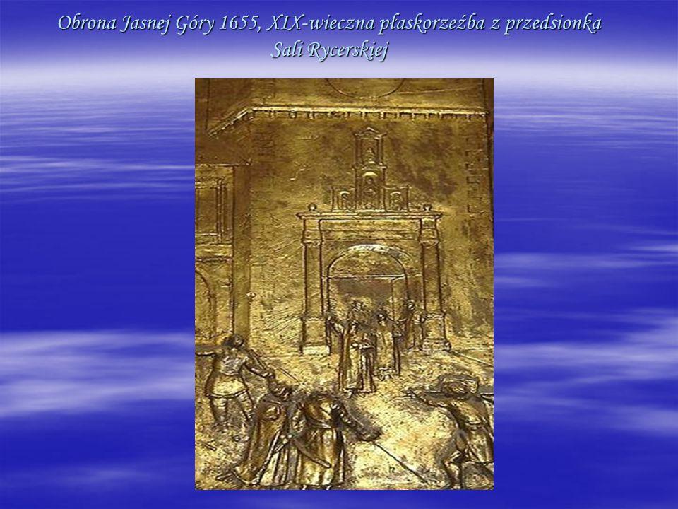 Koronacja Obrazu Przez następne lata, do roku 1770 Jasna Góra nie była mieszana w żadne działania zbrojne.