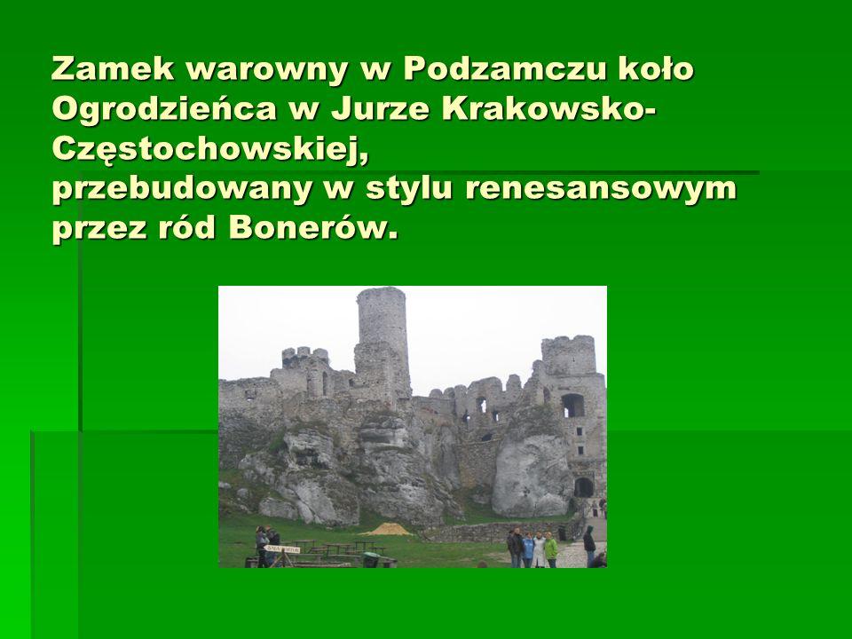 Okiennik na Jurze Krakowsko- Częstochowskiej – otwór wyrzeźbiony w skale przez przepływającą tam niegdyś rzekę.