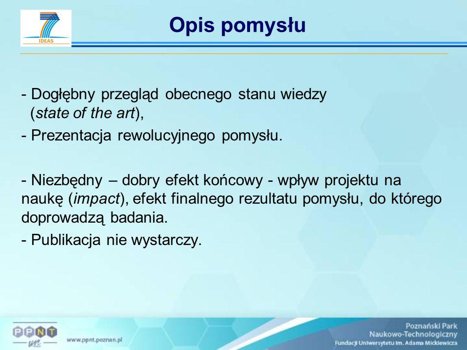 Opis instytucji goszczącej - Instytucję ocenia się w 2 etapie oceny na zasadzie TAK/NIE.