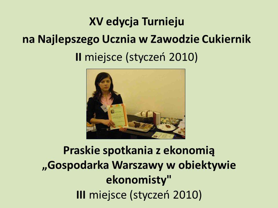 Konkurs historyczny Polskie Victorie... wyróżnienie za wiersz pt. Grunwald (listopad 2010)