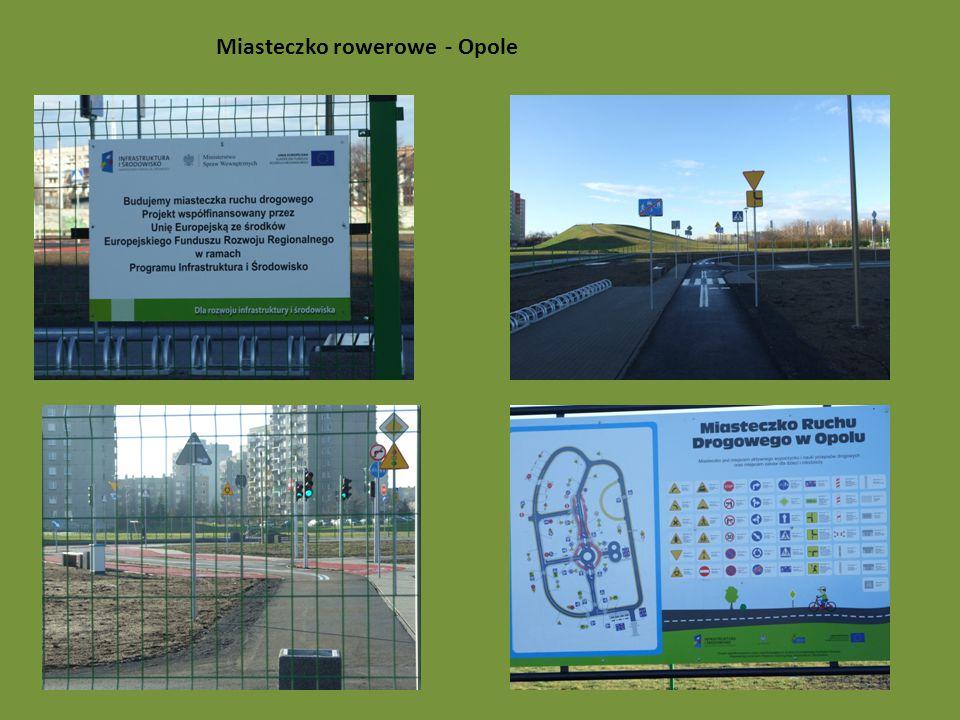 Miasteczko rowerowe - Opole