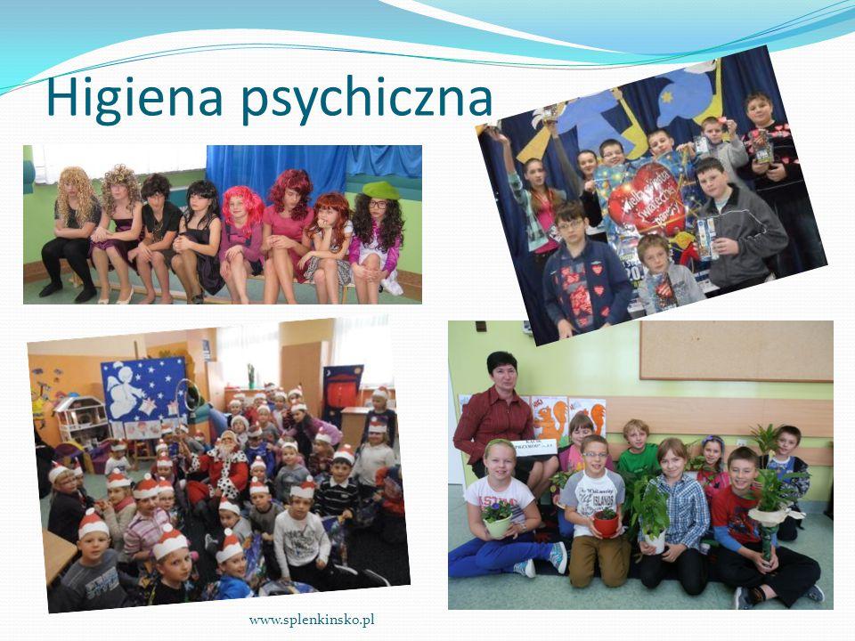 Higiena psychiczna www.splenkinsko.pl