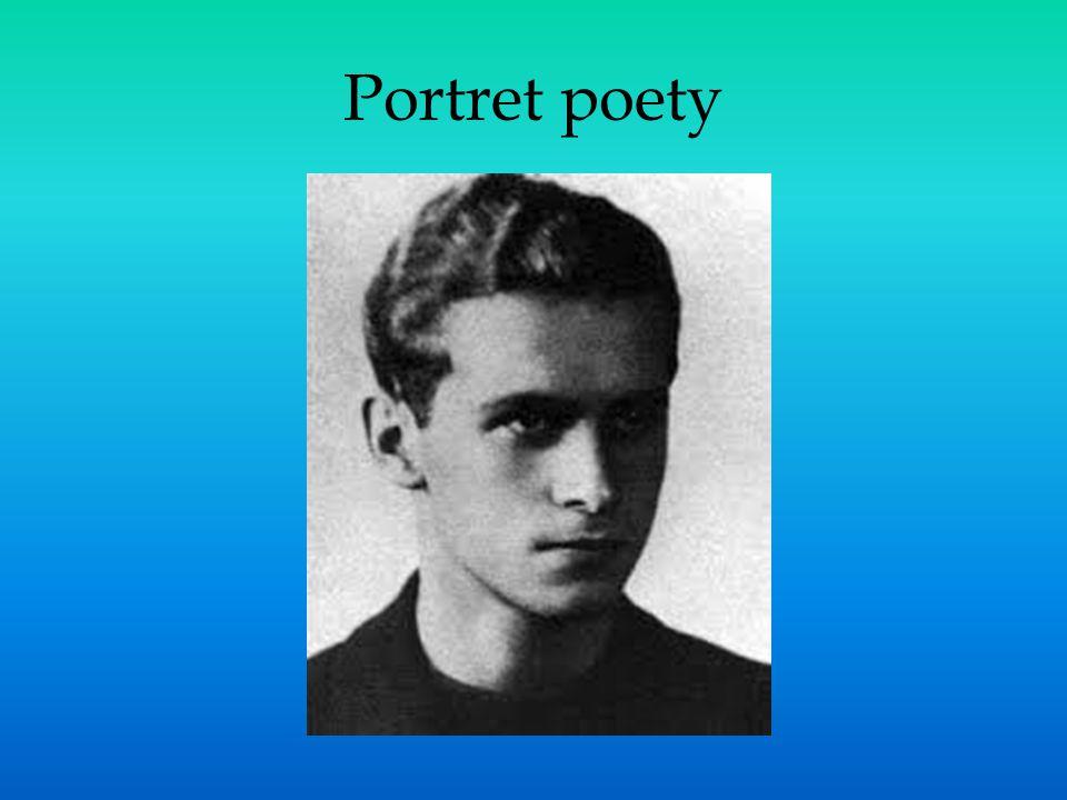 Portret poety