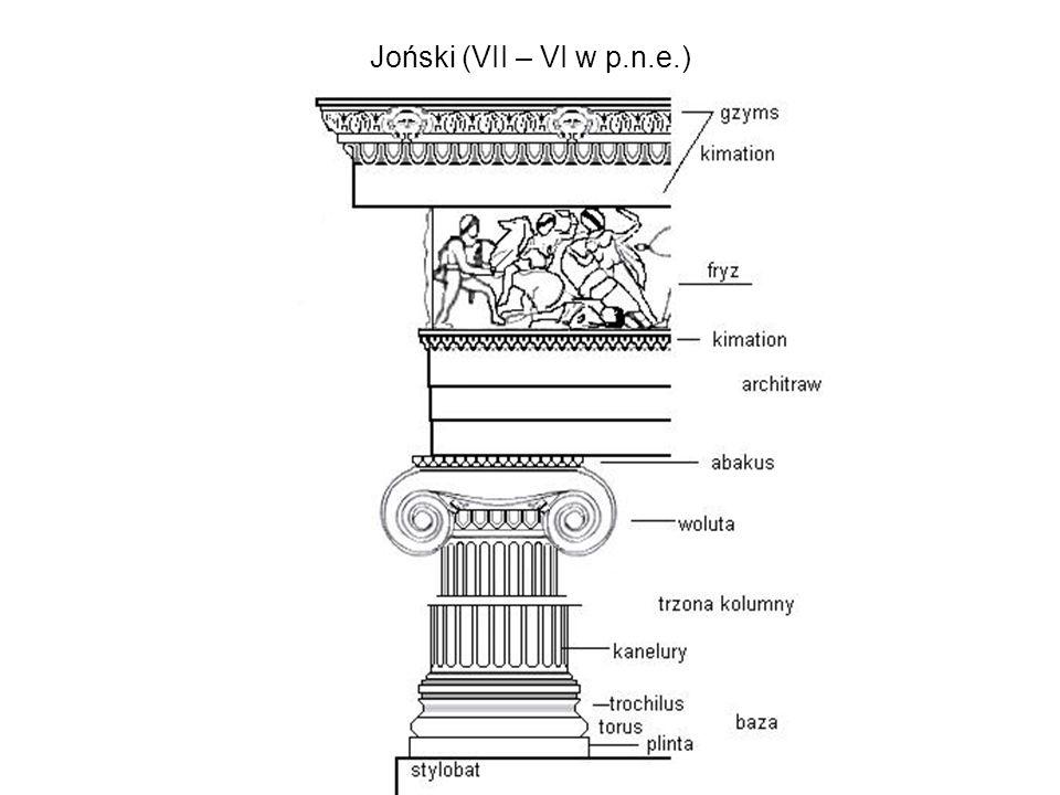 Joński (VII – VI w p.n.e.)