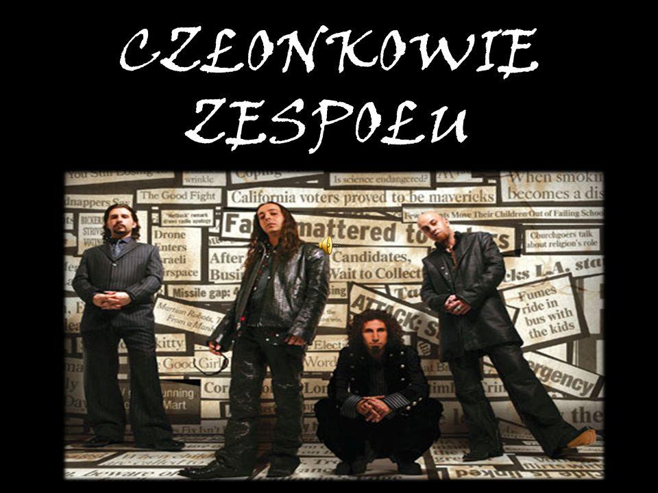 System of a Down (SOAD)- to amerykański zespół muzyczny założony w 1995 roku w Kalifornii, w Glendale. Wszyscy jego członkowie pochodzą z Armenii. Gru