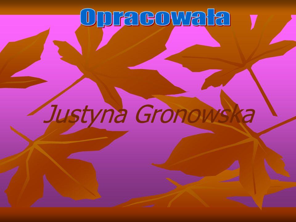 Justyna Gronowska