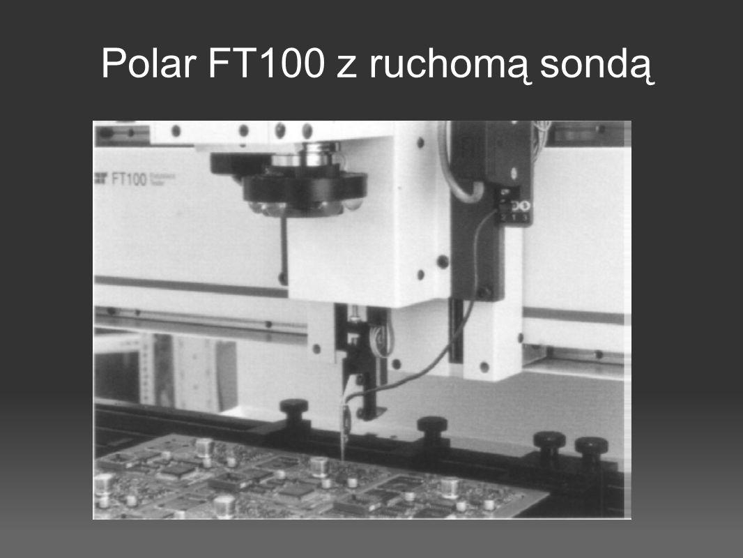 Polar FT100 z ruchomą sondą