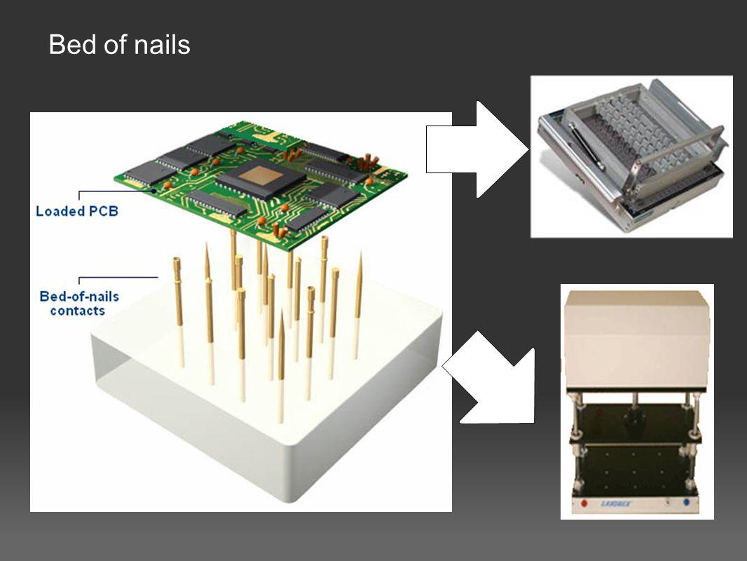 Testy: zwarcia i przerwy obwodu drukowanego rezystancje pojemności indukcyjności diody tranzystory transformatory układy cyfrowe...
