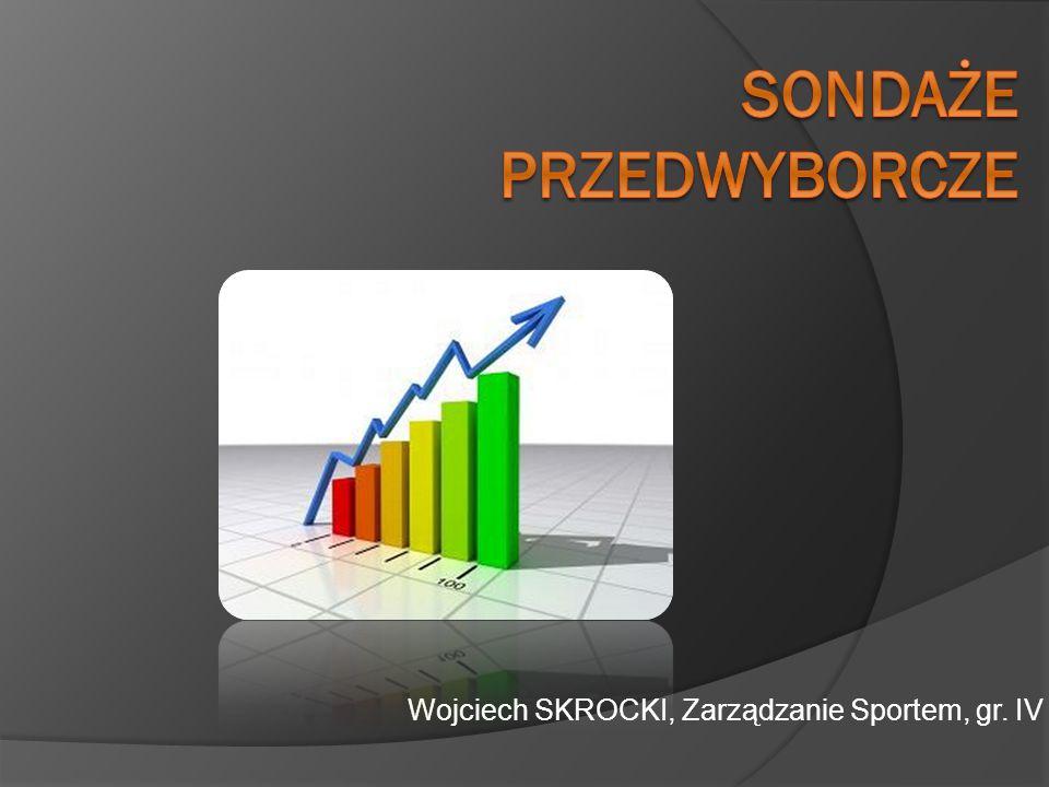 Wojciech SKROCKI, Zarządzanie Sportem, gr. IV