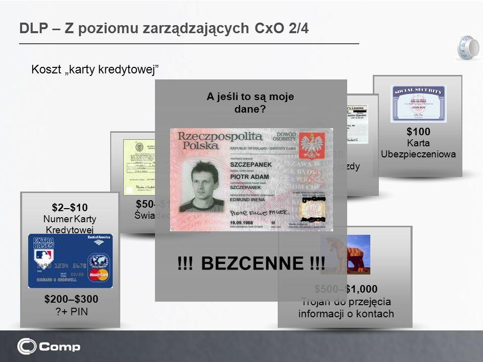 """Koszt """"karty kredytowej $100 Karta Ubezpieczeniowa $30 Prawo jazdy $5 Konto PayPal z Login i Hasło $50–$100 Świadectwo $2–$10 Numer Karty Kredytowej $200–$300 ?+ PIN $500–$1,000 Trojan do przejęcia informacji o kontach A jeśli to są moje dane."""