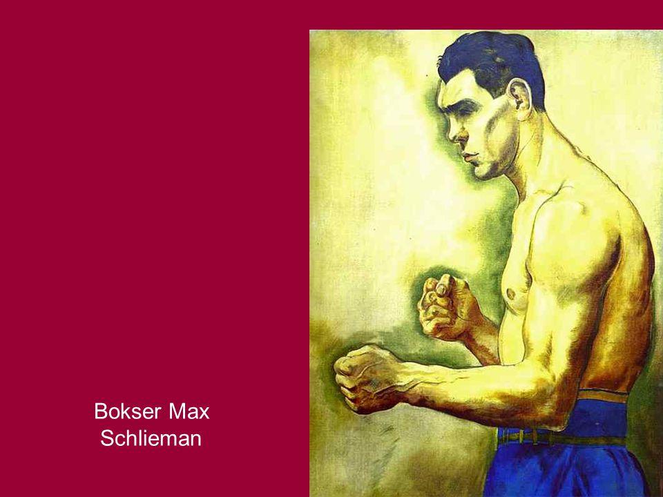 Bokser Max Schlieman