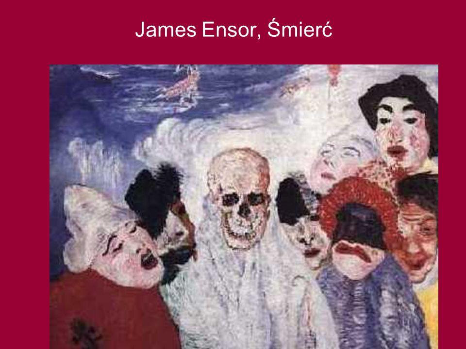 James Ensor, Śmierć