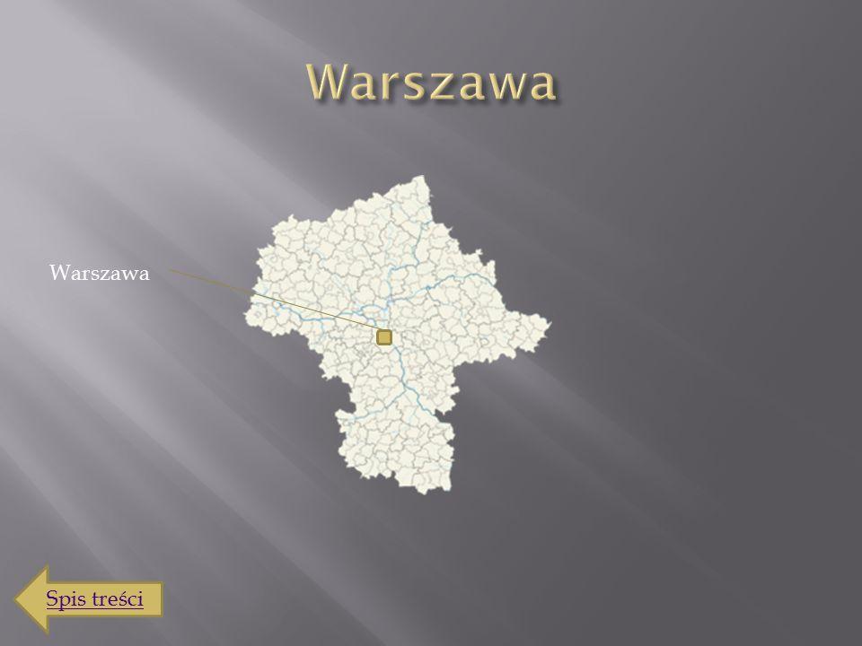 Spis treści Warszawa