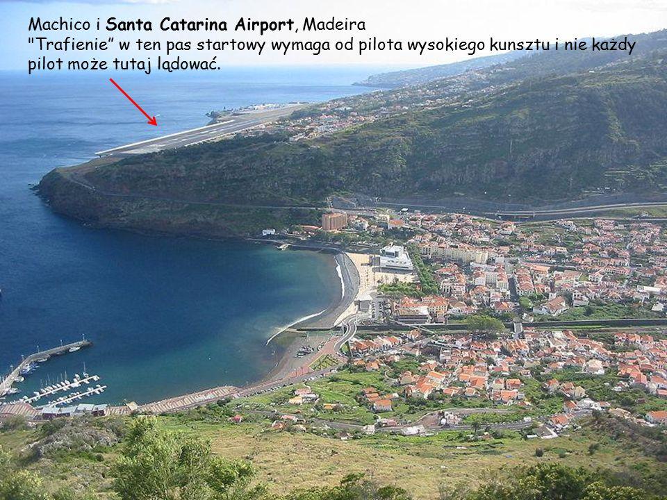 Madeira.W 2000 roku oddano do użytku przedłużony o prawie 1 km pas startowy. Wybudowany został na na 180 betonowych kolumnach, każda o średnicy 3 metr