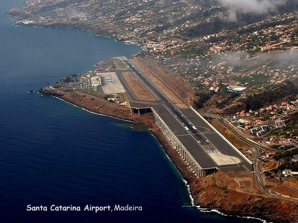 Machico i Santa Catarina Airport, Madeira