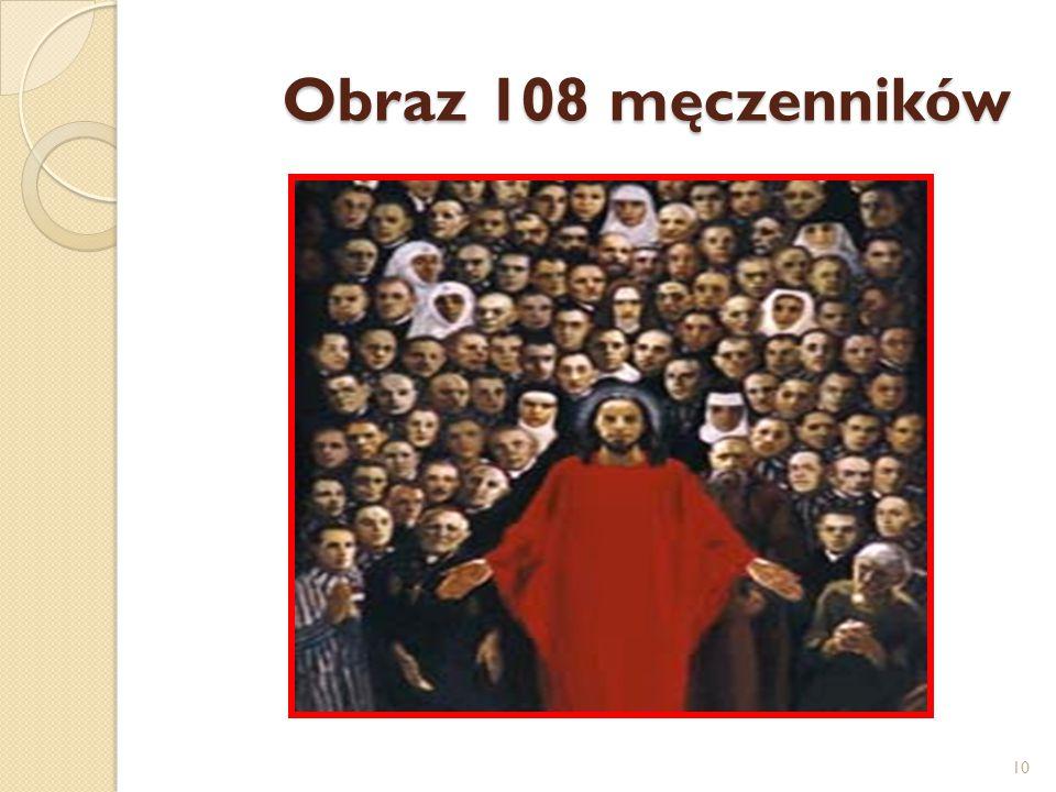 Obraz 108 męczenników 10