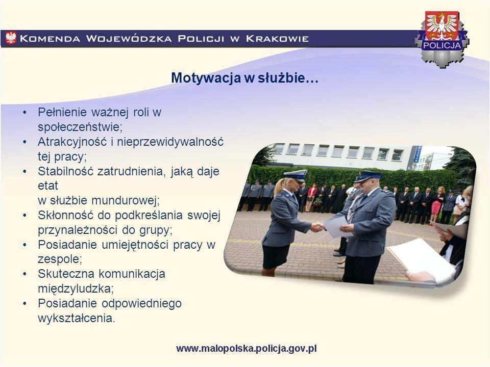 Przykładowe osiągnięcia Kobiet w Policji kom.