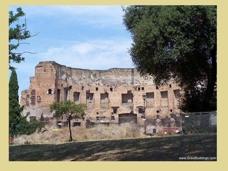 Forum Romanum Forum Romanum to główny rynek i miejsce spotkań Rzymian.