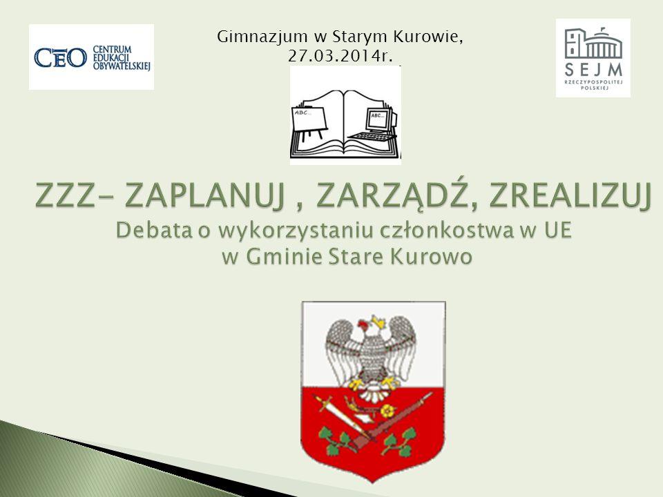 Wyniki ankiety dla uczniów Gimnazjum w Starym Kurowie