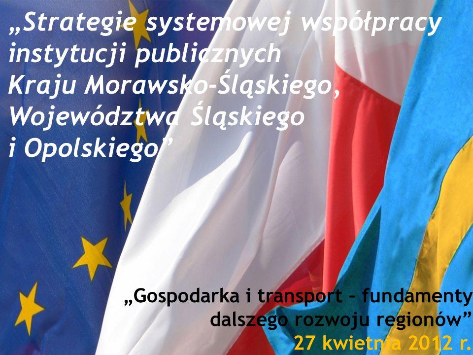 Wyniki badań diagnostycznych w zakresie transportu i turystyki: wybrane karty projektowe CZ-PL Priorytet3.