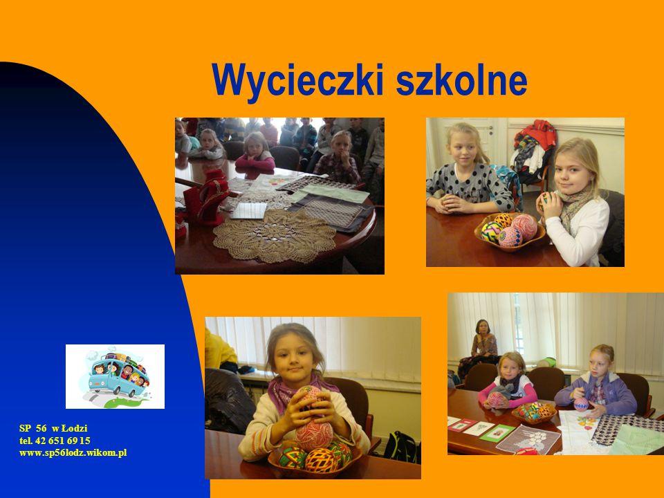 Wycieczki szkolne SP 56 w Łodzi tel. 42 651 69 15 www.sp56lodz.wikom.pl