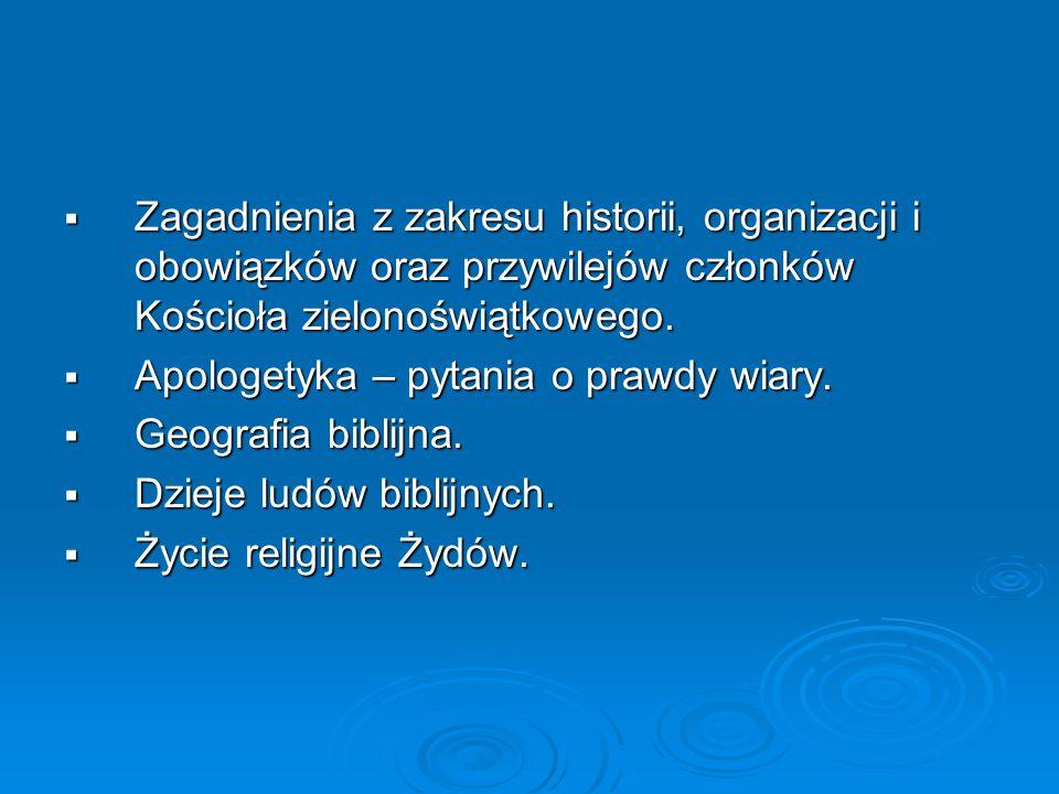 """Podręczniki dla nauczycieli  Bednarz E., """"Przewodnik metodyczny dla nauczycieli katechetów , WST Warszawa 2011."""