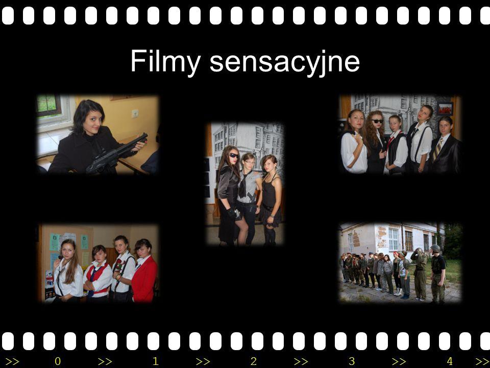 >>0 >>1 >> 2 >> 3 >> 4 >> Filmy sensacyjne
