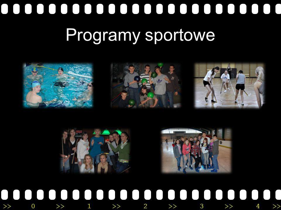>>0 >>1 >> 2 >> 3 >> 4 >> Programy sportowe