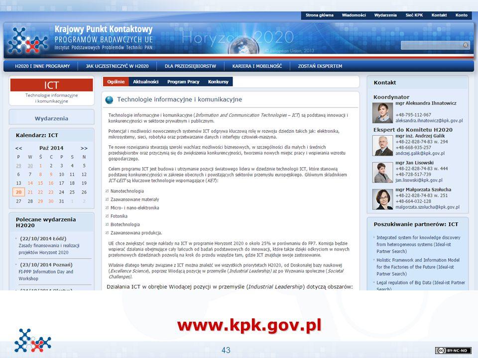 43 www.kpk.gov.pl