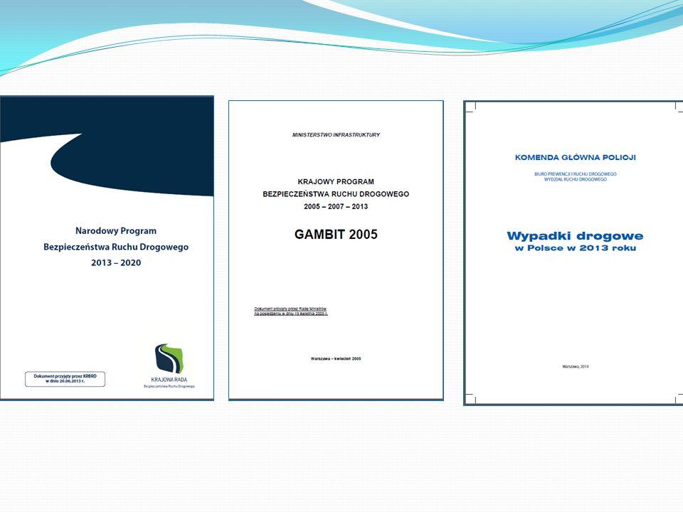 Narodowy Program Bezpieczeństwa Ruchu Drogowego 201302020