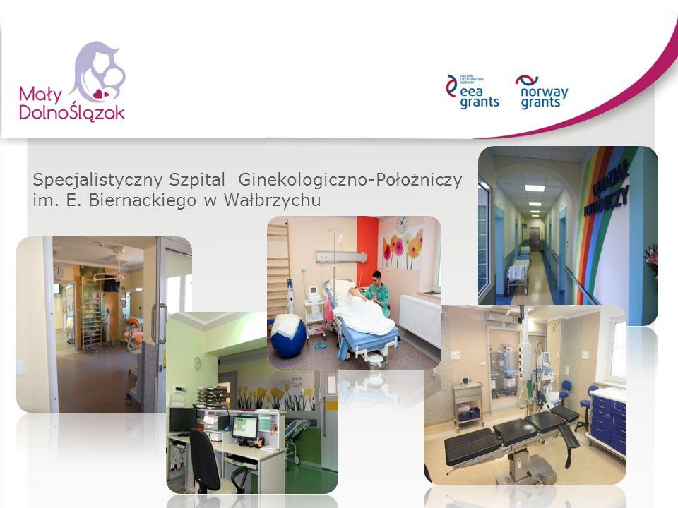 Specjalistyczny Szpital Ginekologiczno-Położniczy im. E. Biernackiego w Wałbrzychu