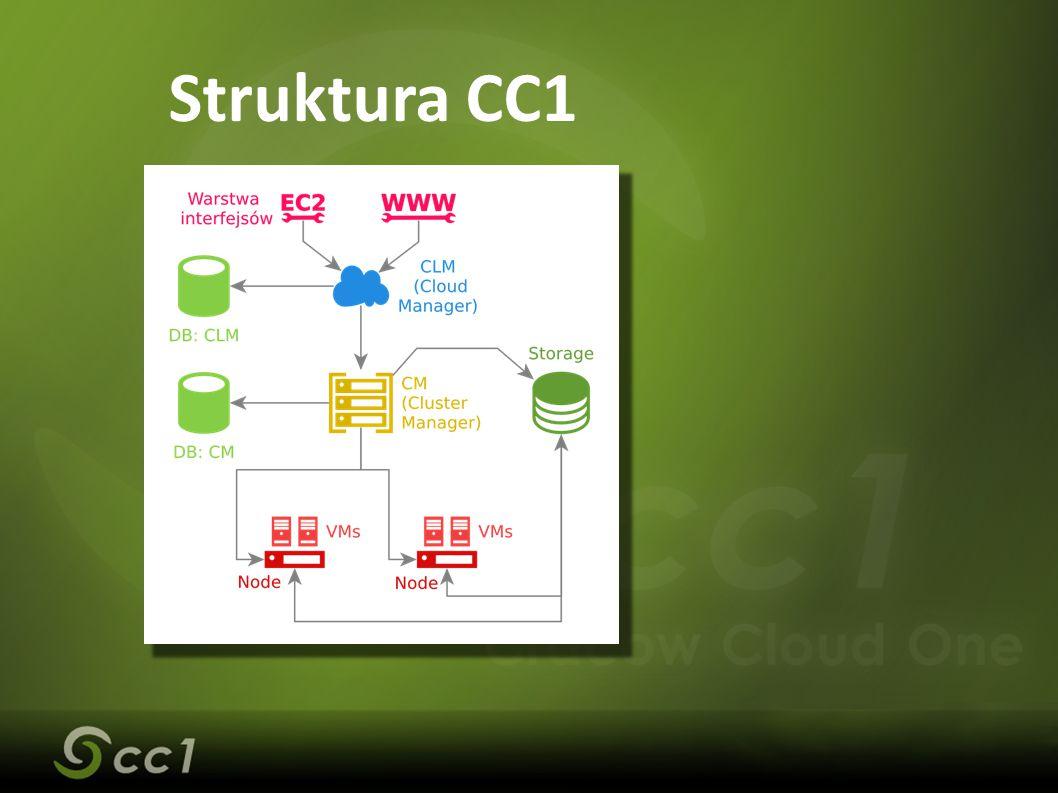 Struktura CC1