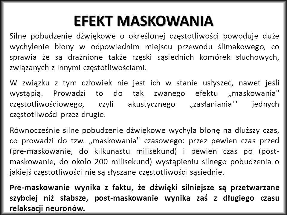 EFEKT MASKOWANIA