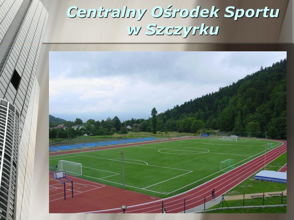 Centralny Ośrodek Sportu w Szczyrku