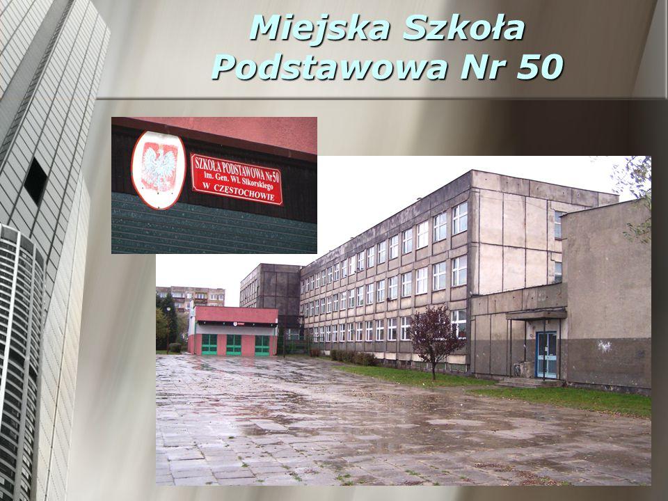 Miejska Szkoła Podstawowa Nr 50