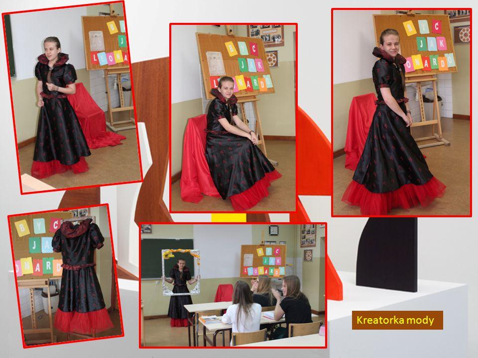 Kreatorka mody